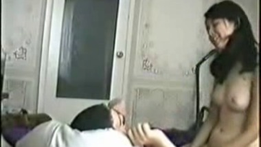 Indian Girl Rides and Blows Her Boy Friend