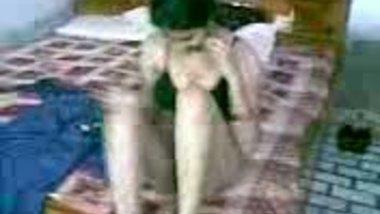 Gogeous chandigarh Punjabi Girl with Mature Guy