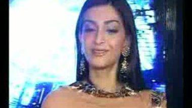 Sonam Kapoor bikini Shot