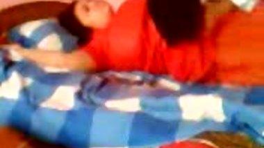 Bangladeshi plump babe riding dick and fucked hard by boyfriend MMS 1