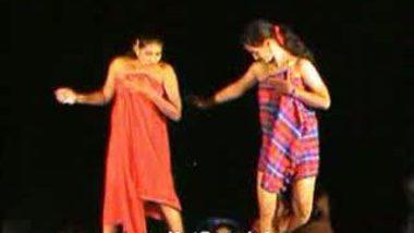 Telugu Hot Girls Night stage dance 28