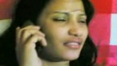 Bangla unsatisfied house wife caught with devar