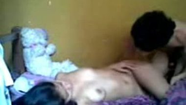 Indian Sibblings Nude Doing Romantic Sex at Home Scandal