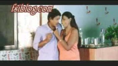 Bgrade actress in Black Bra and petticoat in bgrade clip