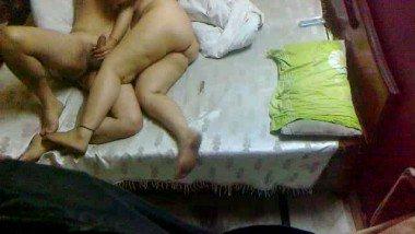 BBW big ass bhabhi sex with lover on cam