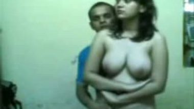 Nepali Innocent 1st year sister with her cousin leaked mms