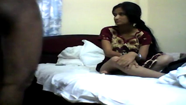 Andhra couple home sex mms leaked by lover