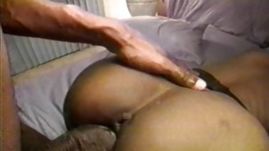 Sweet Serena Takes A Monstrous Cock Deep Into Her Hairy Pussy