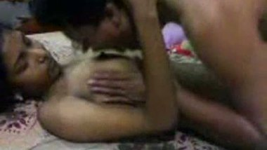 Desi village teen porn mms with cousin