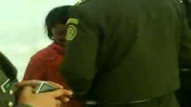 Desi teen mms sex with Pakistani police
