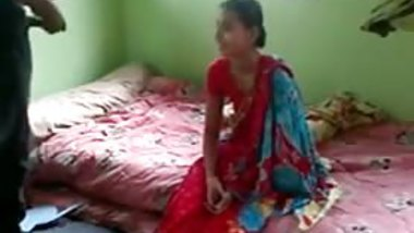 Indian porn tube of innocent girl with neighbor