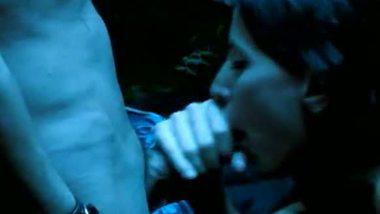 Outdoor night pornsex sex clip mms
