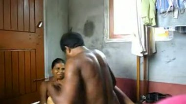 Sexy village video tamil maid with owner