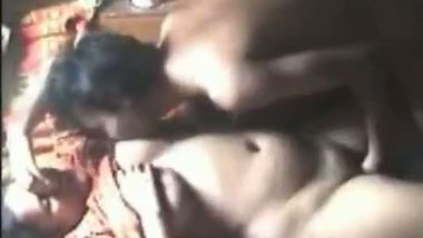 Indian aunty getting home sex with her devar