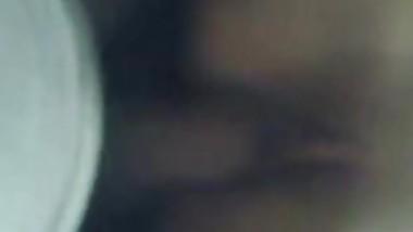 Amateur horny couple fucks on webcam