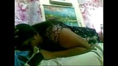 Mallu bhabhi Omana sucking her neighbor's dick