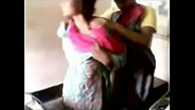 Sexy village maal banged secretly in living room
