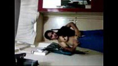 Mangala Bhabhi stripping her sari and sucking tits