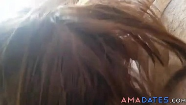 british indian gf sucking cock