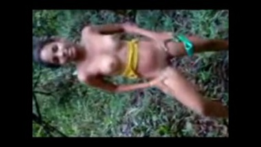 Naked Girl From The Desi Forest Tribe