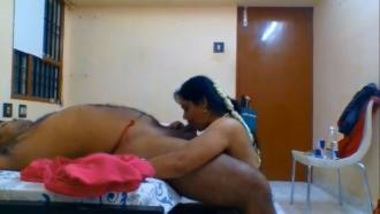 South Indian Randi Sucking Pandit's Penis