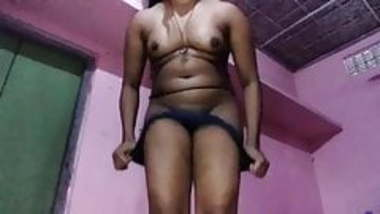 An indian girl showing for us...