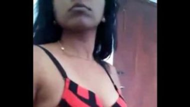 Sexy Pune Girl's Hot Tits Pressed
