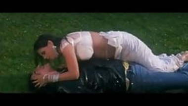 Mallu Sapna Hot Song in White Sharee