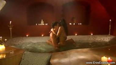 Making Love Deep Inside The Indian Bathhouse